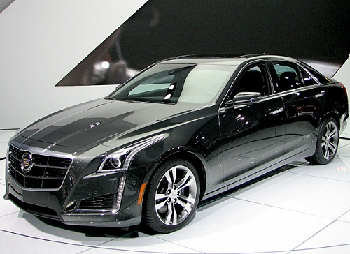 2015 cadillac cts image 10. Black Bedroom Furniture Sets. Home Design Ideas