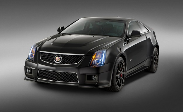 2015 Cadillac CTS-V Coupe #2