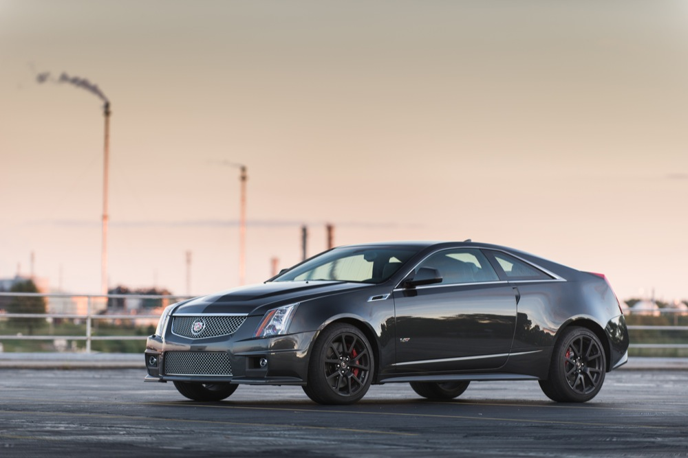 2015 cadillac cts v coupe information and photos zombiedrive. Black Bedroom Furniture Sets. Home Design Ideas