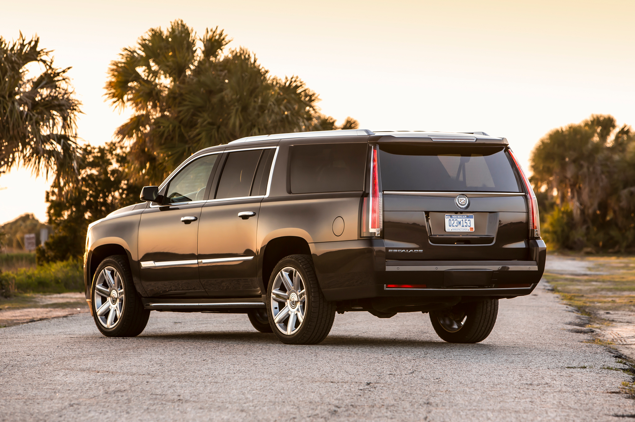 truck steering offers cadillac special lease wheel and deals escalade