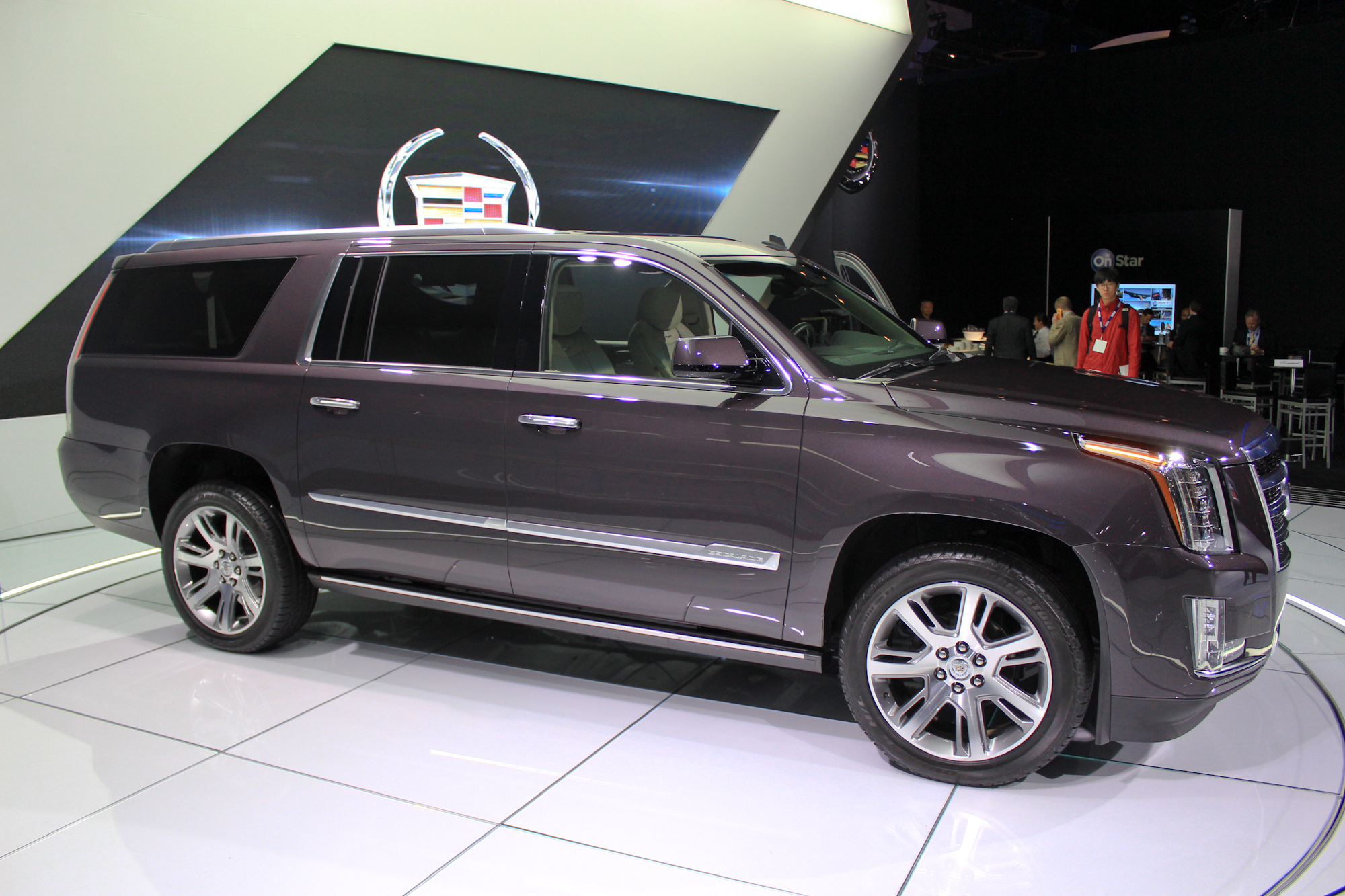 cadillac 2015 cadillac escalade esv 2015 cadillac escalade esv image 8. Cars Review. Best American Auto & Cars Review