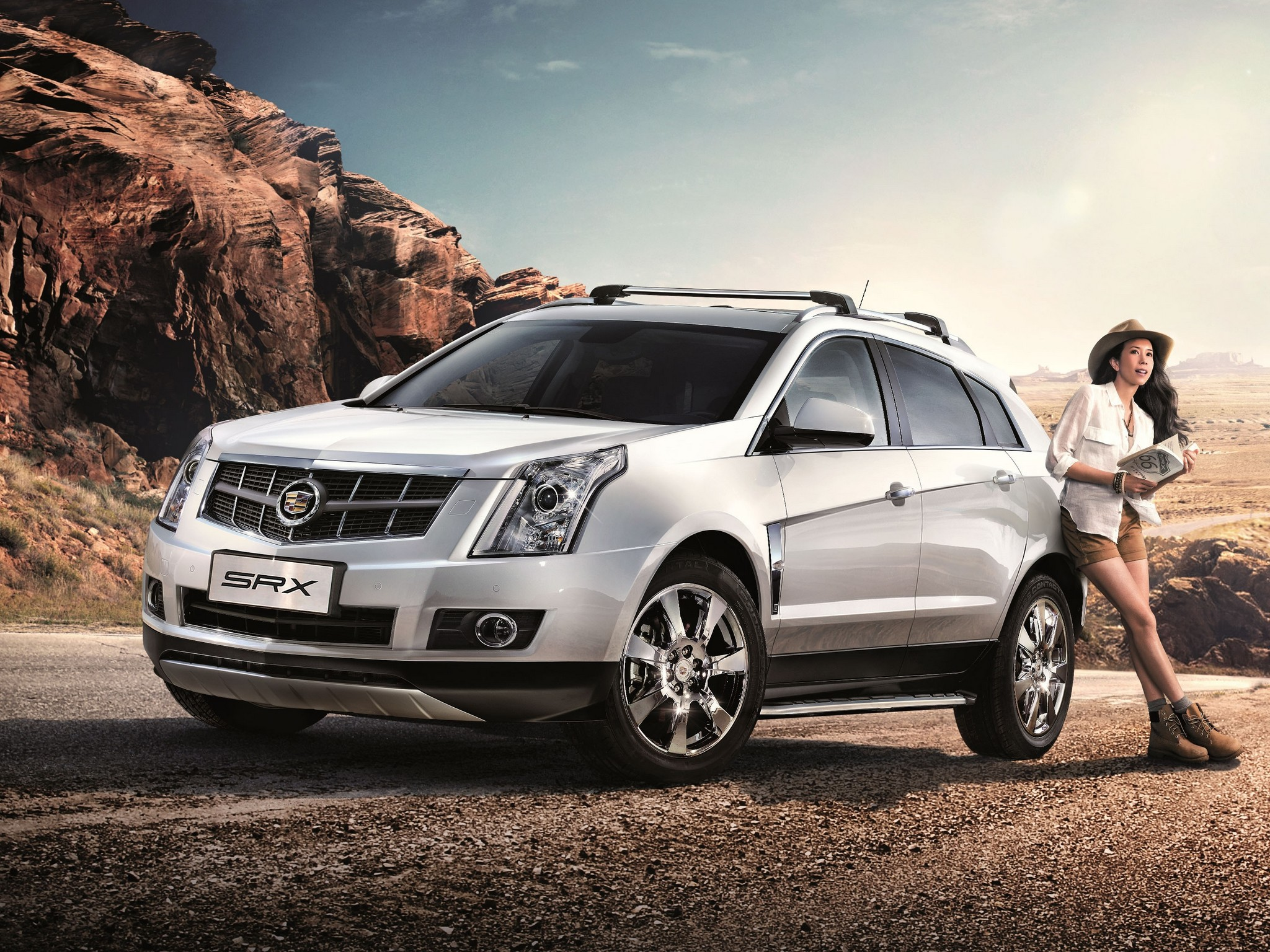 cadillac wallpaper cars hd srx images background