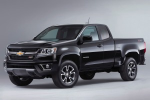 2015 Chevrolet Colorado #1