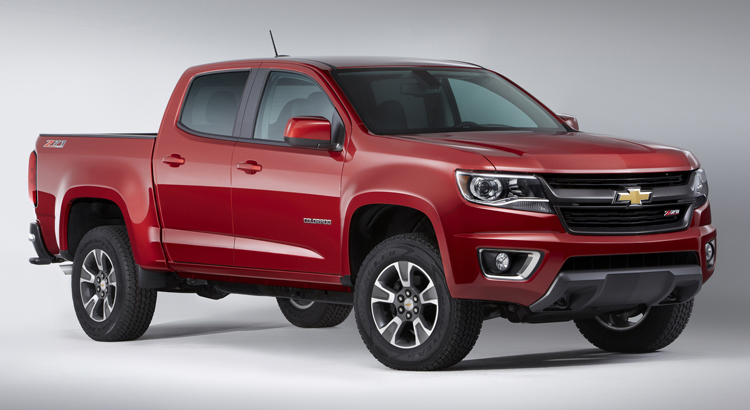 2015 Chevrolet Colorado #2