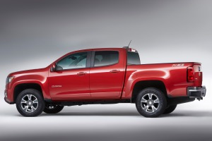 2015 Chevrolet Colorado #5