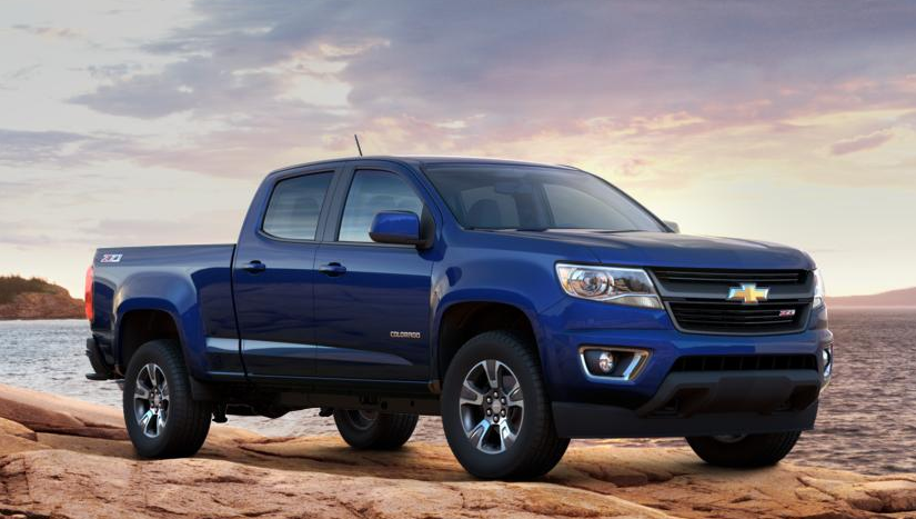 2015 Chevrolet Colorado #6