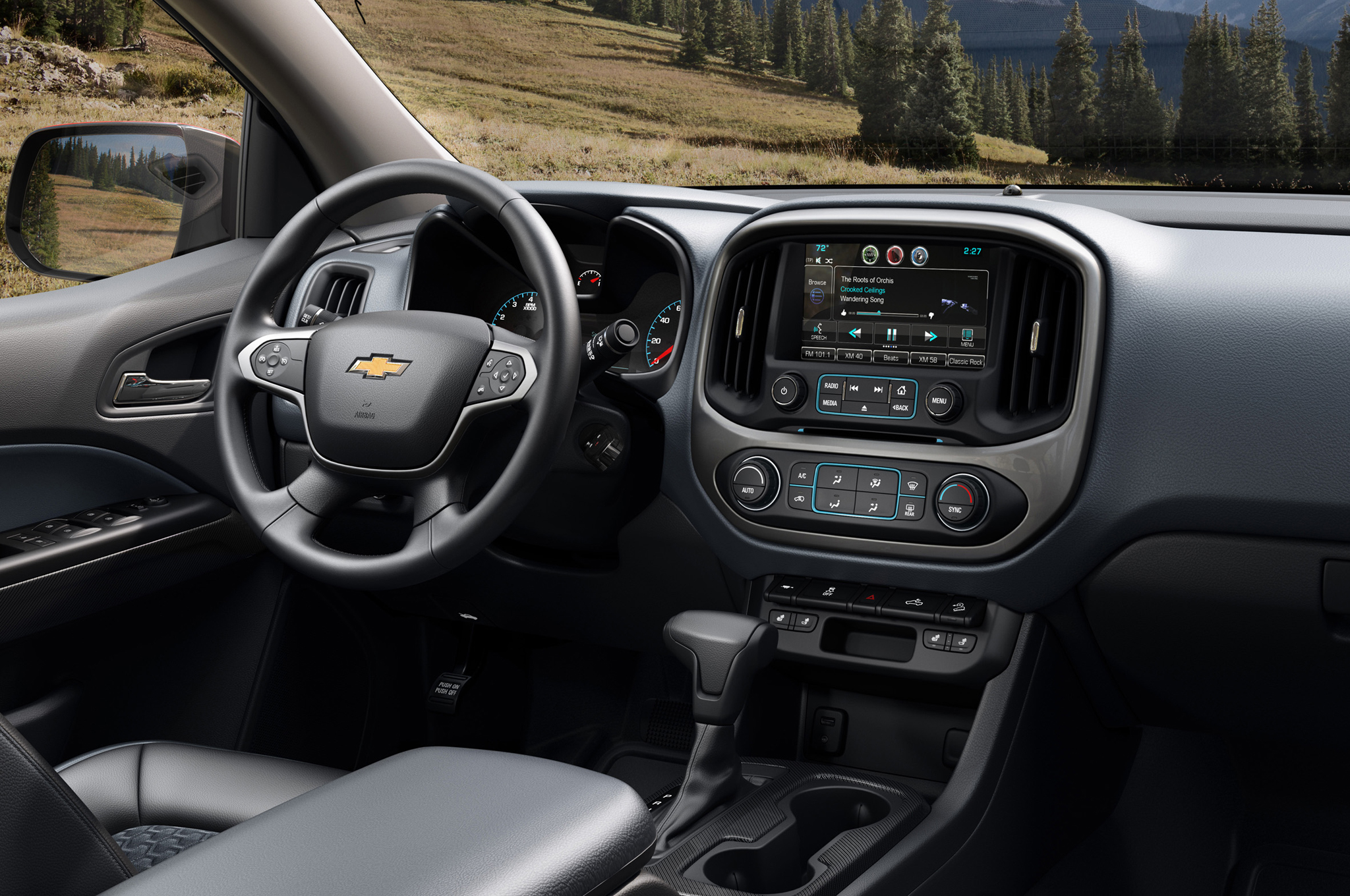 2015 Chevrolet Colorado #8