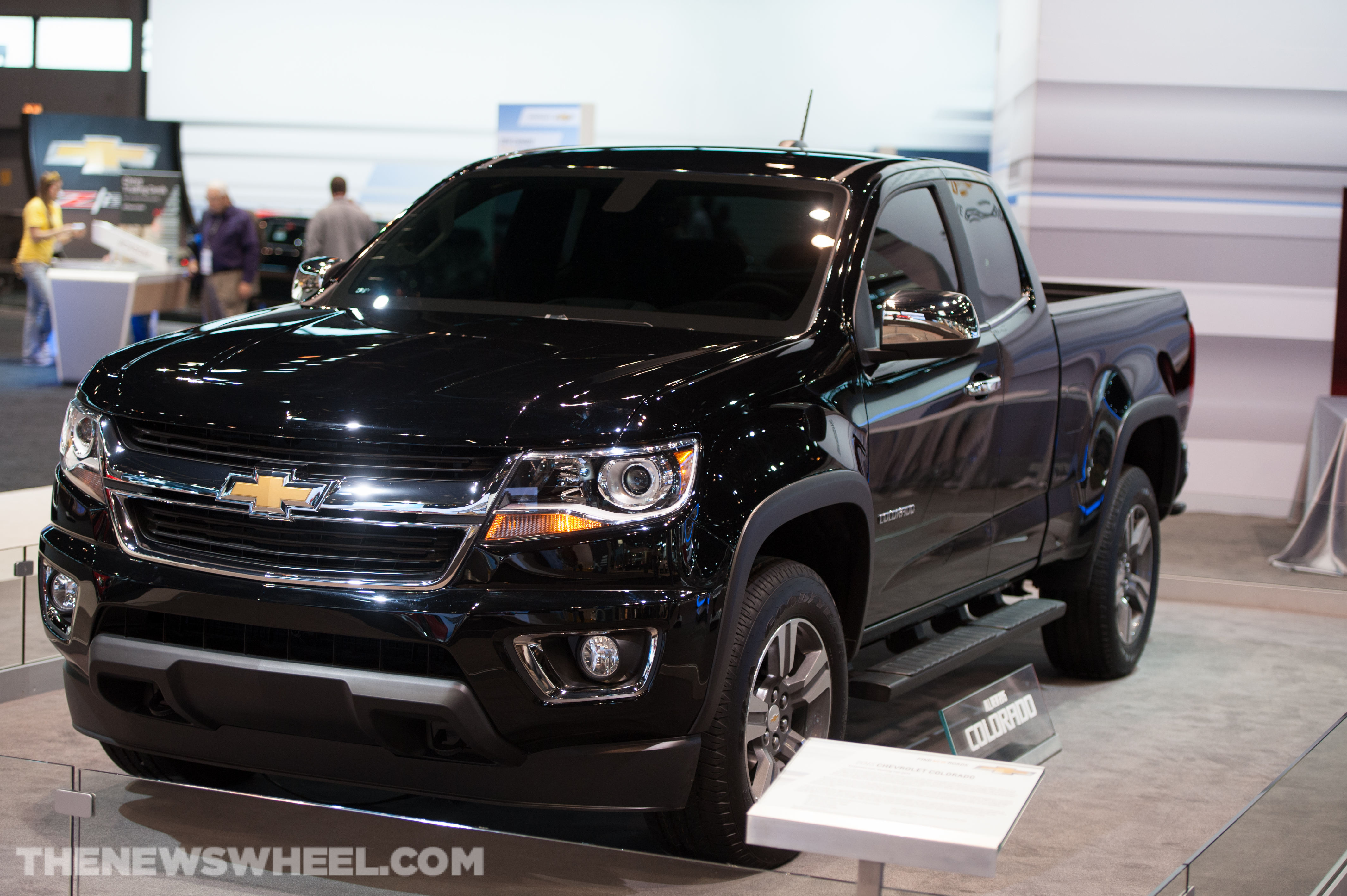 2015 Chevrolet Colorado #9