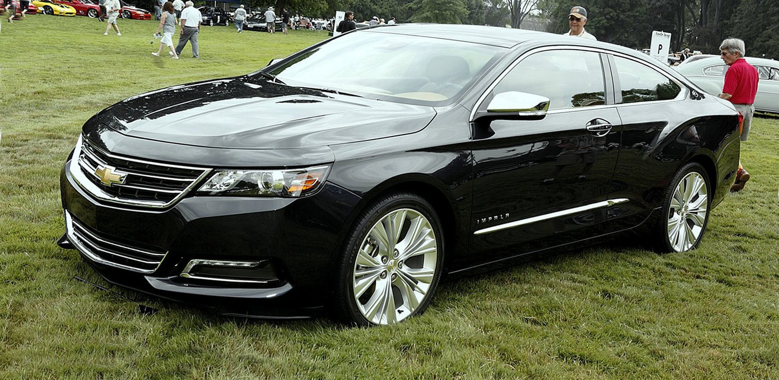 2015 Chevrolet Impala - Information and photos - ZombieDrive