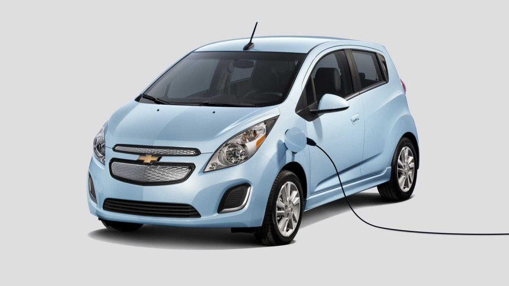 2015 Chevrolet Spark EV  Information and photos  ZombieDrive