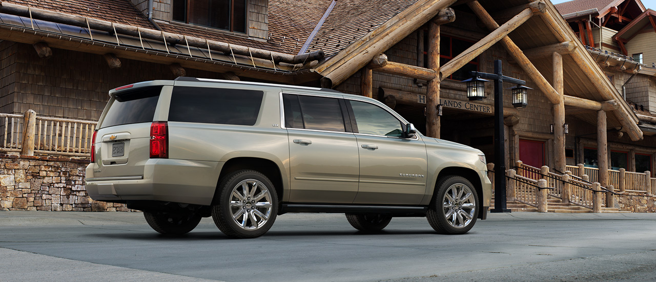 2015 chevrolet suburban information and photos zombiedrive