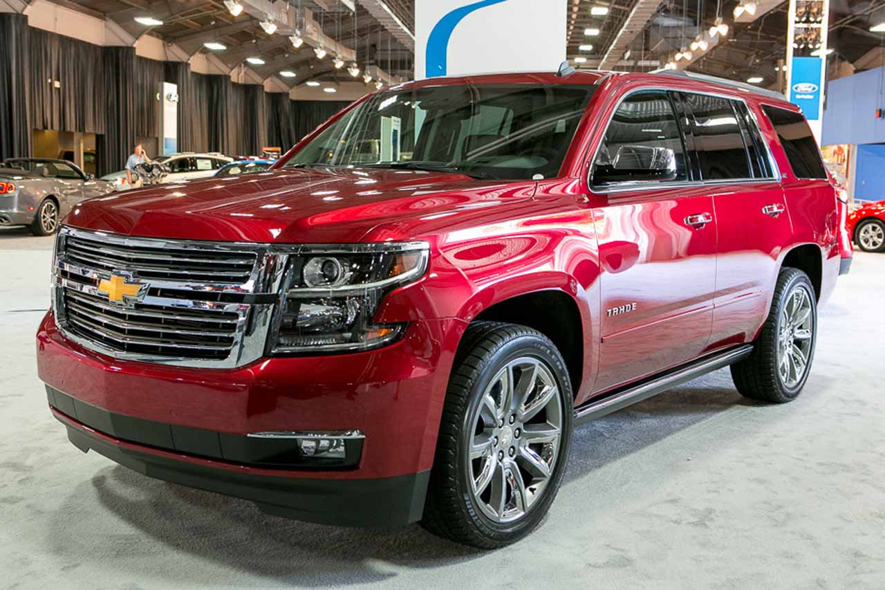 2015 chevrolet tahoe image 16. Black Bedroom Furniture Sets. Home Design Ideas