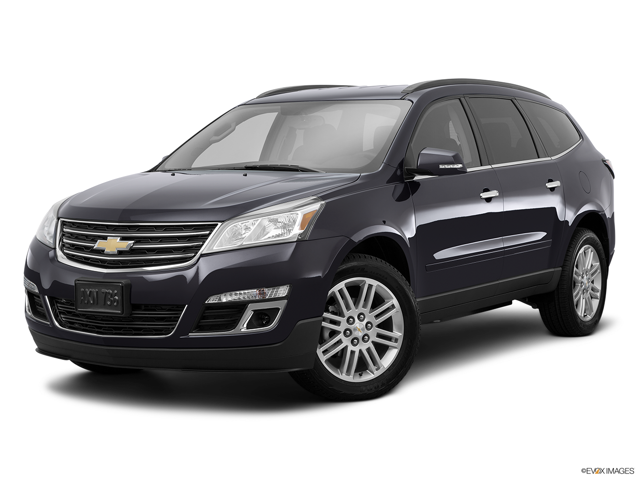 2015 chevrolet traverse information and photos zombiedrive. Black Bedroom Furniture Sets. Home Design Ideas