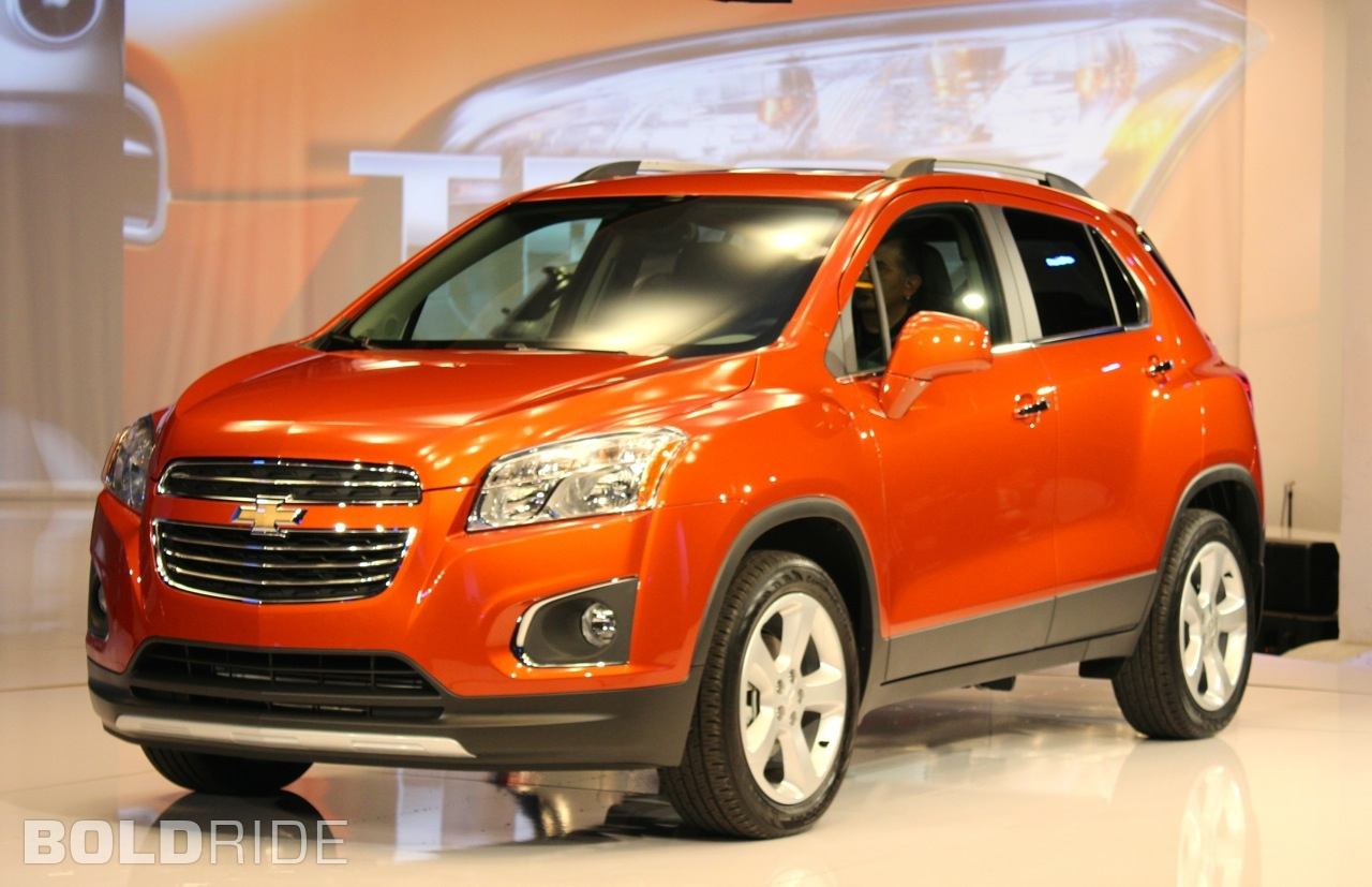 2015 chevrolet trax image 16. Black Bedroom Furniture Sets. Home Design Ideas