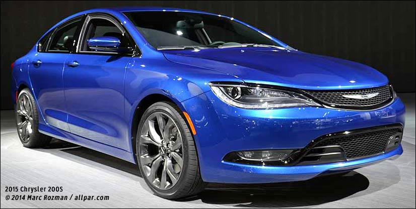Chrysler 200 #16