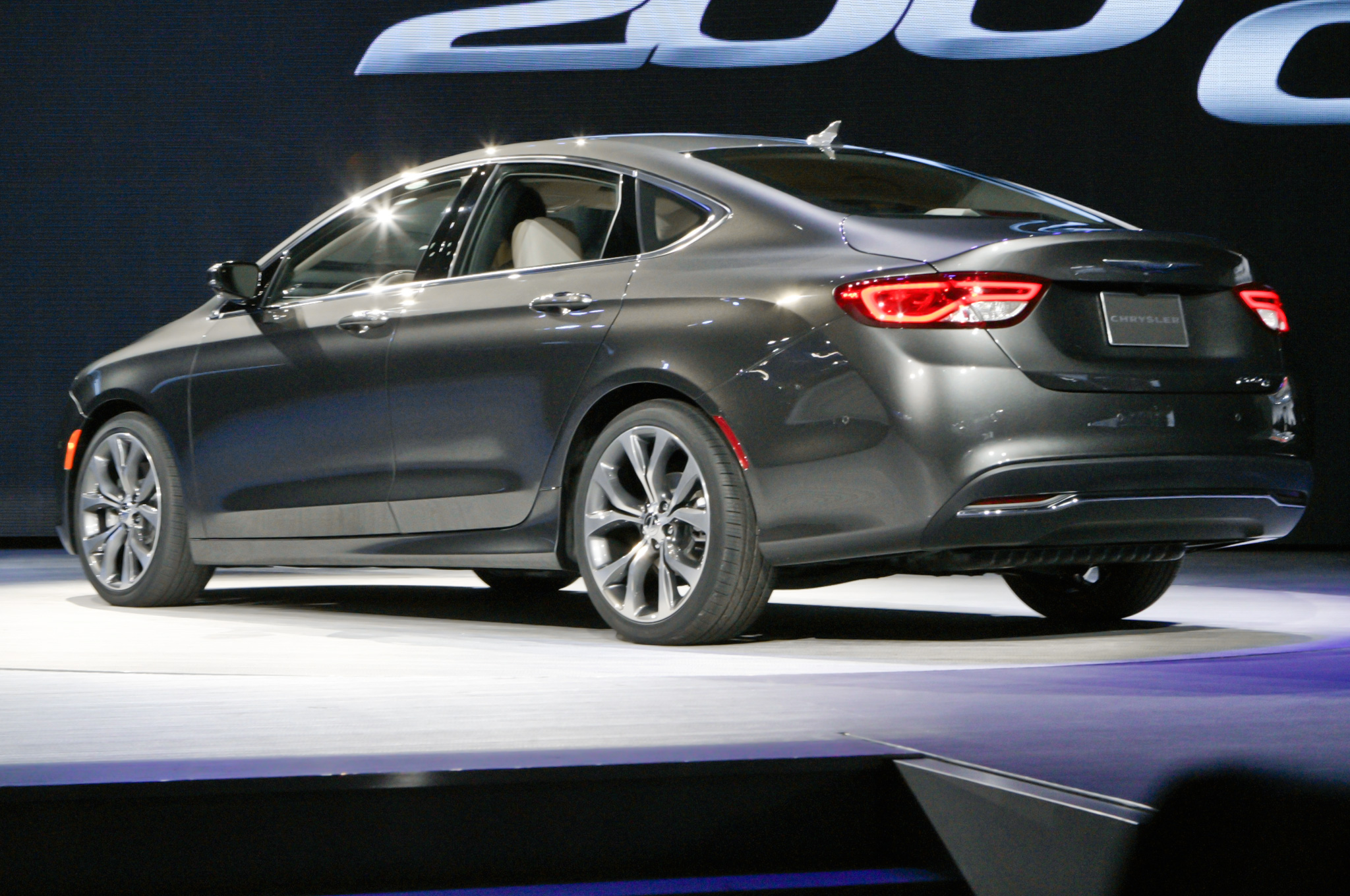 2015 Chrysler 200 Information And Photos Zombiedrive