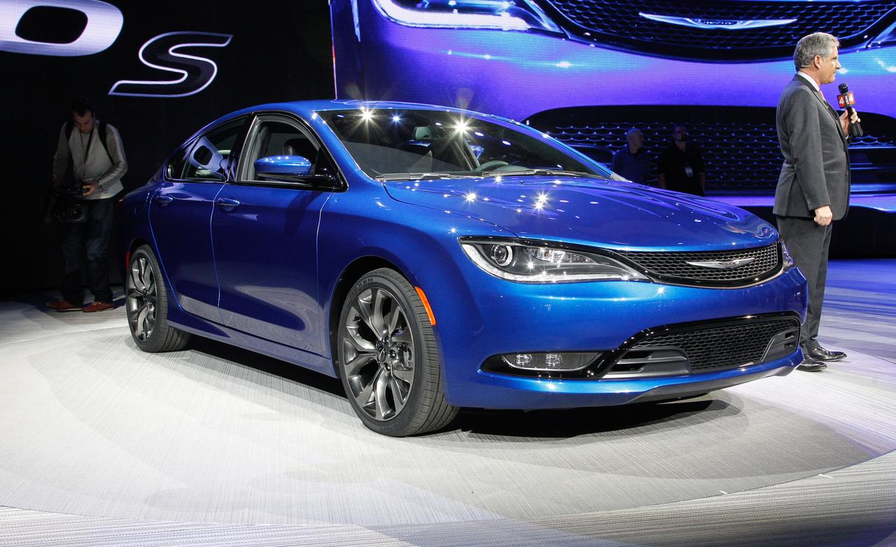 Chrysler 200 #21