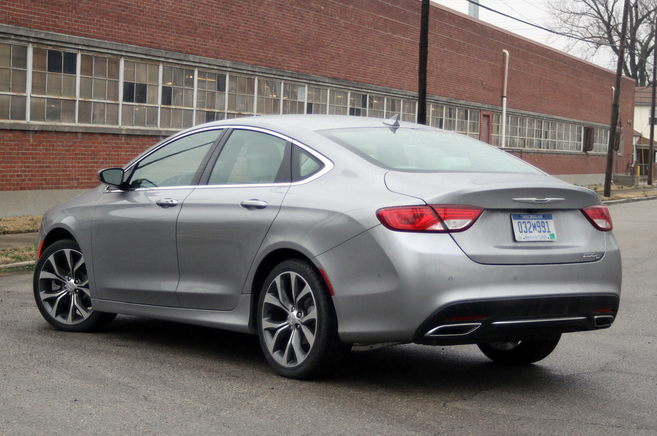 Chrysler 200 #14