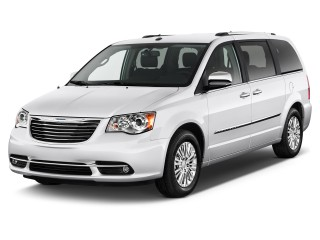 2015 Chrysler Town and Country #9
