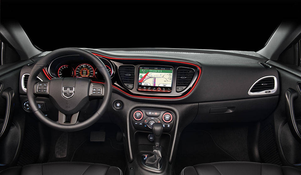 dodge dart manual 2015
