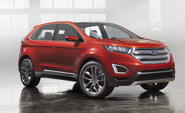 2015 ford edge - information and photos - zombiedrive