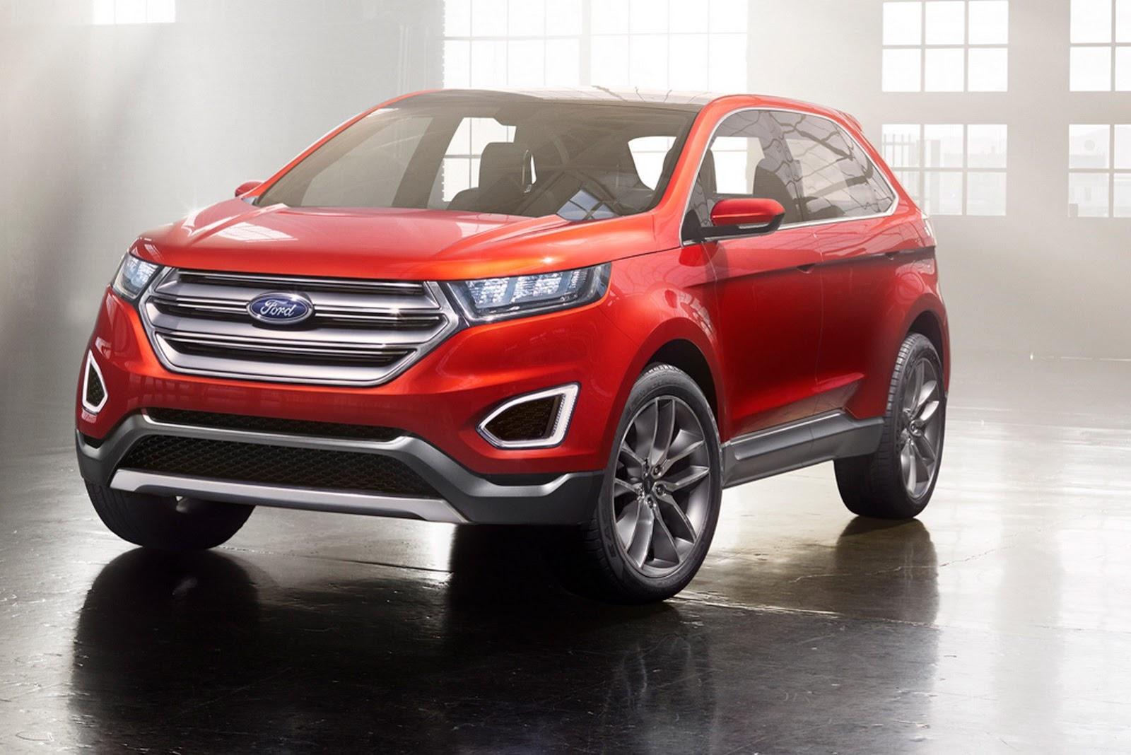 2015 ford edge image 3