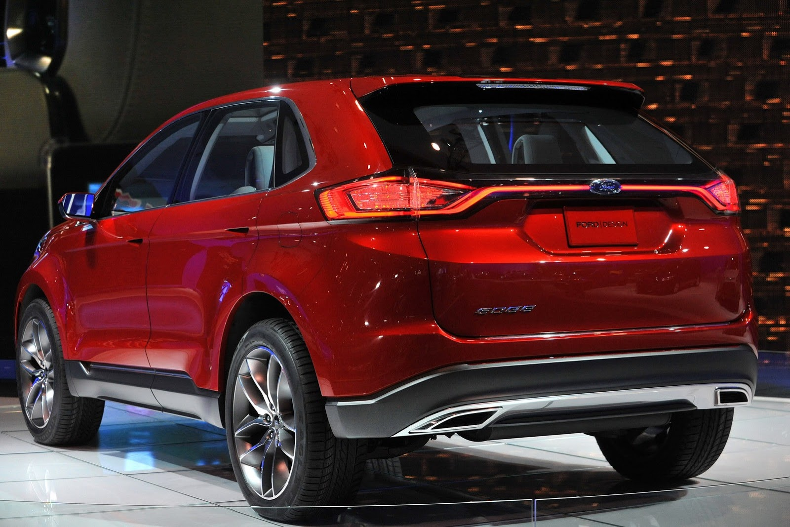 Image Result For Ford Edge India