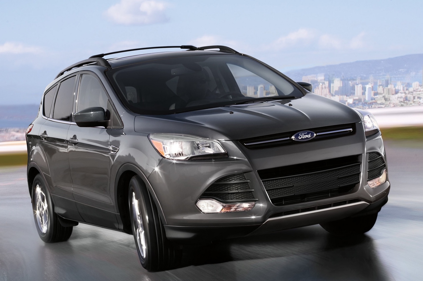 2015 Ford Escape #1