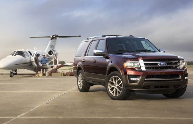 2015 Ford Expedition #1