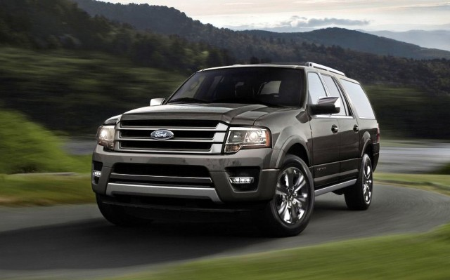 2015 Ford Expedition #2