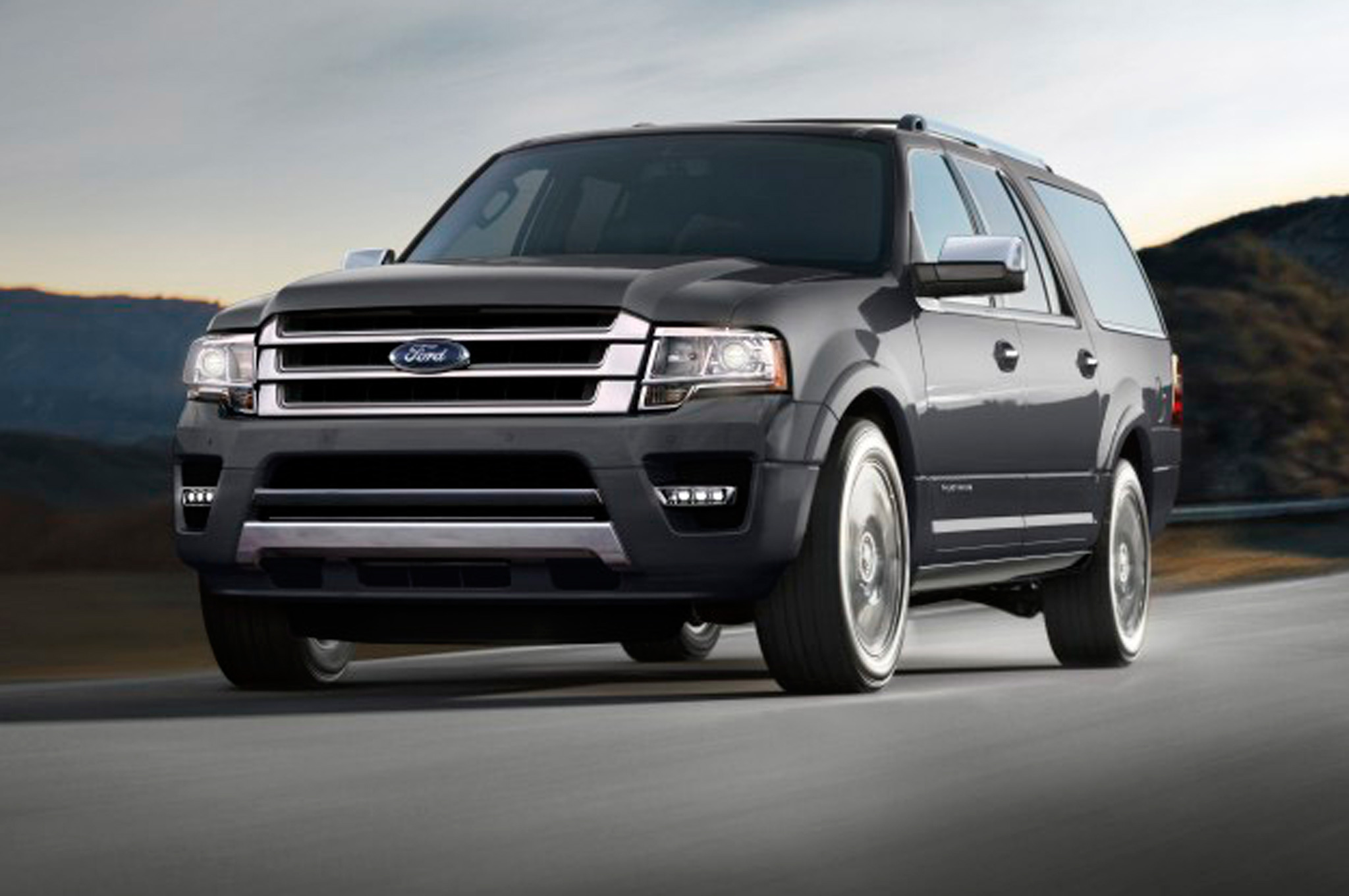 2015 Ford Expedition #5