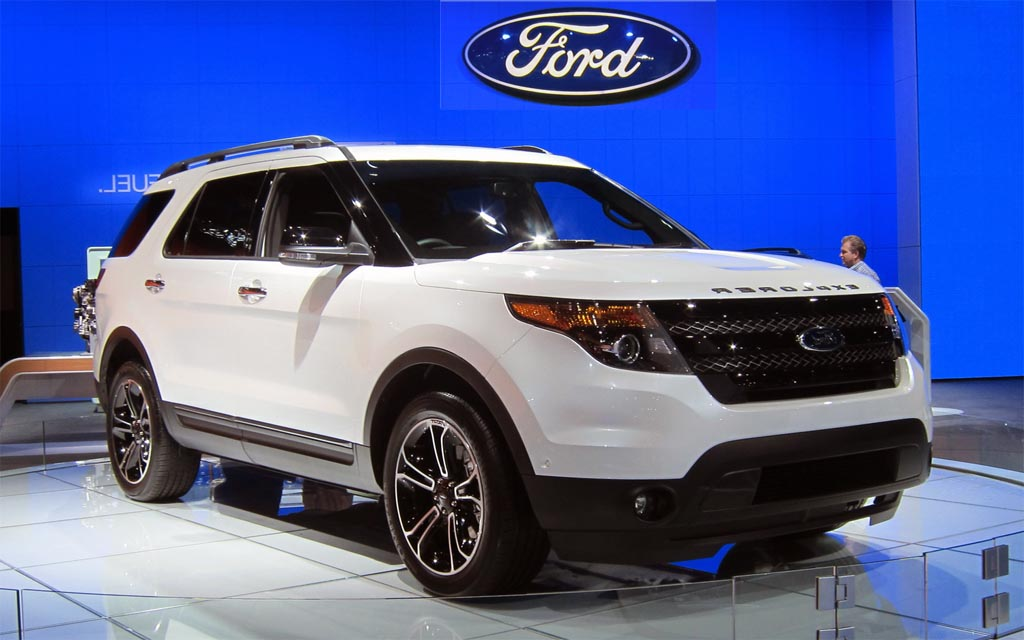 2015 ford explorer - information and photos - zombiedrive