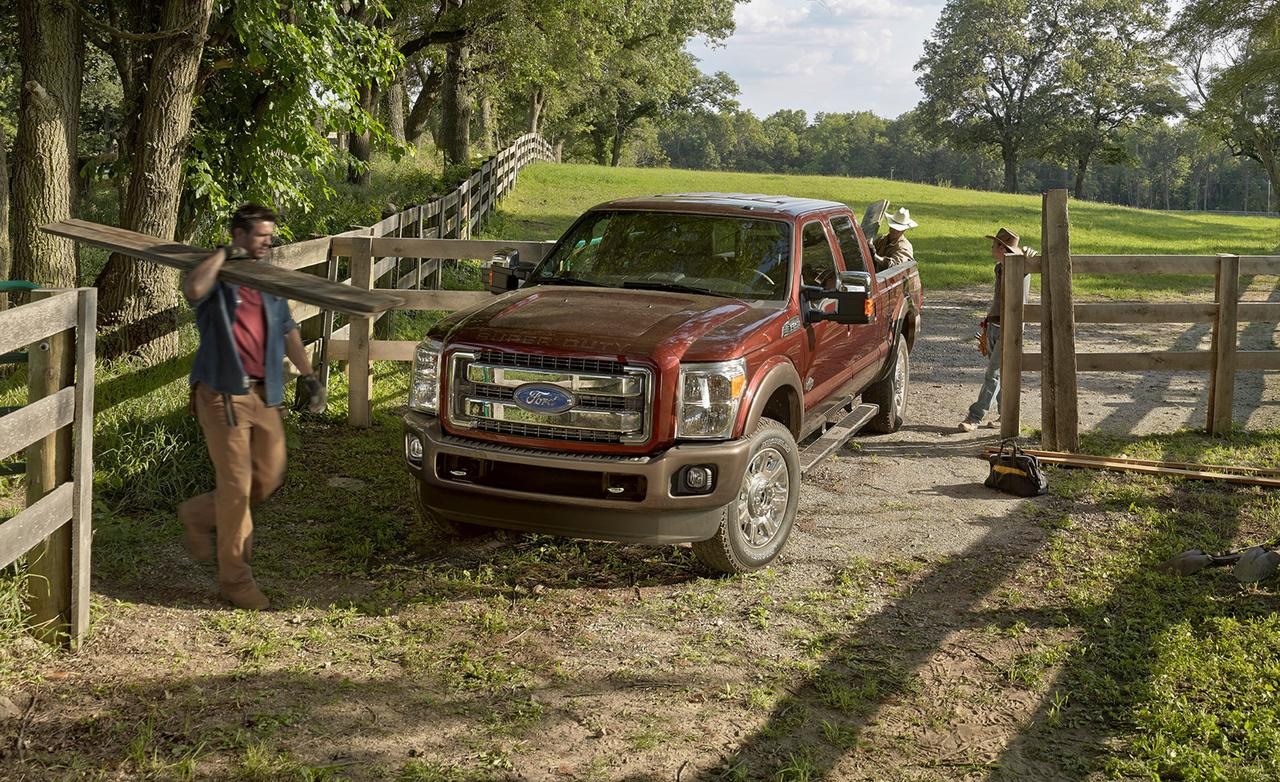 Ford F-250 Super Duty #6