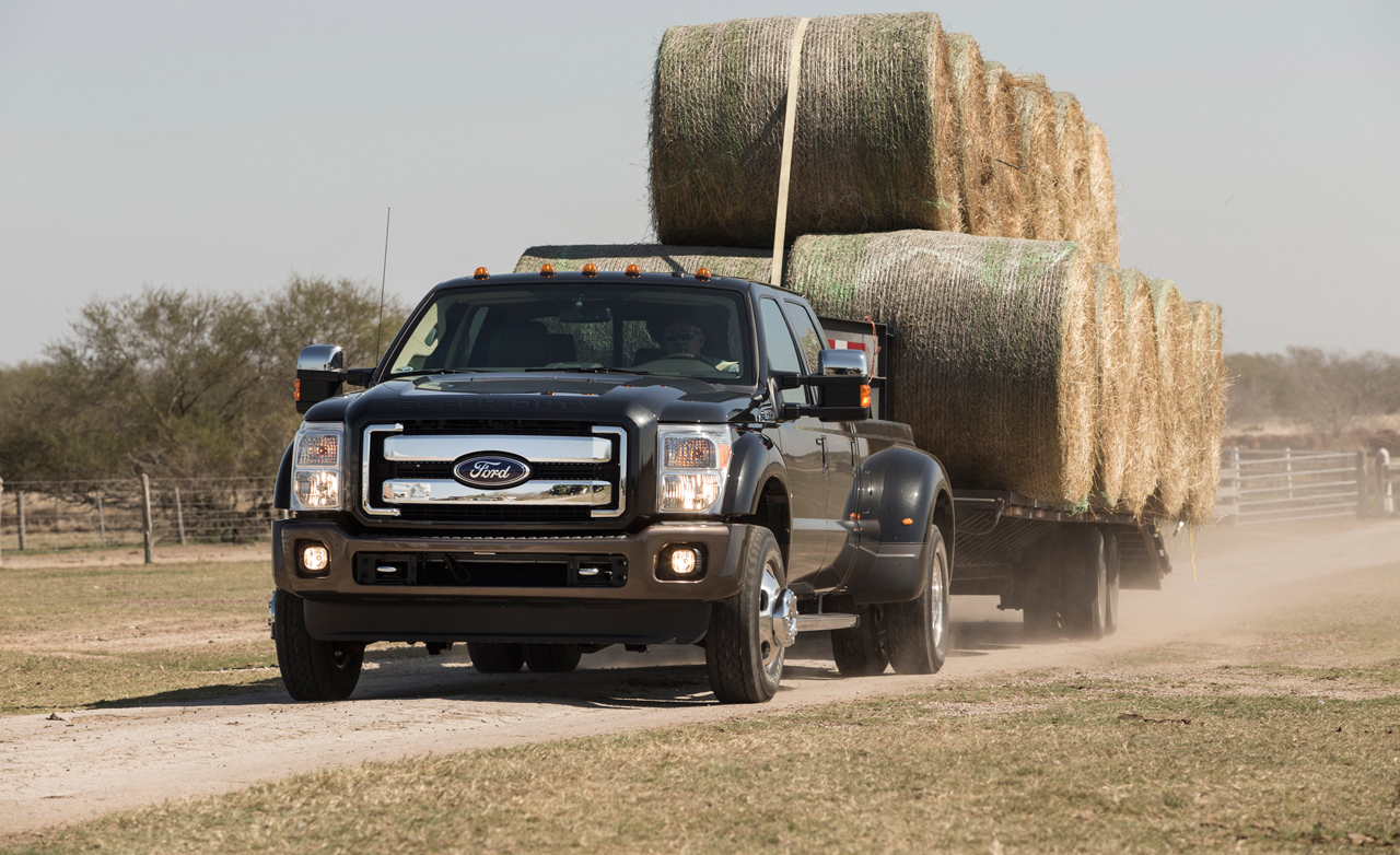2014 Ford Raptor Towing Capacity >> 2015 Ford F-350 Super Duty - Information and photos - ZombieDrive