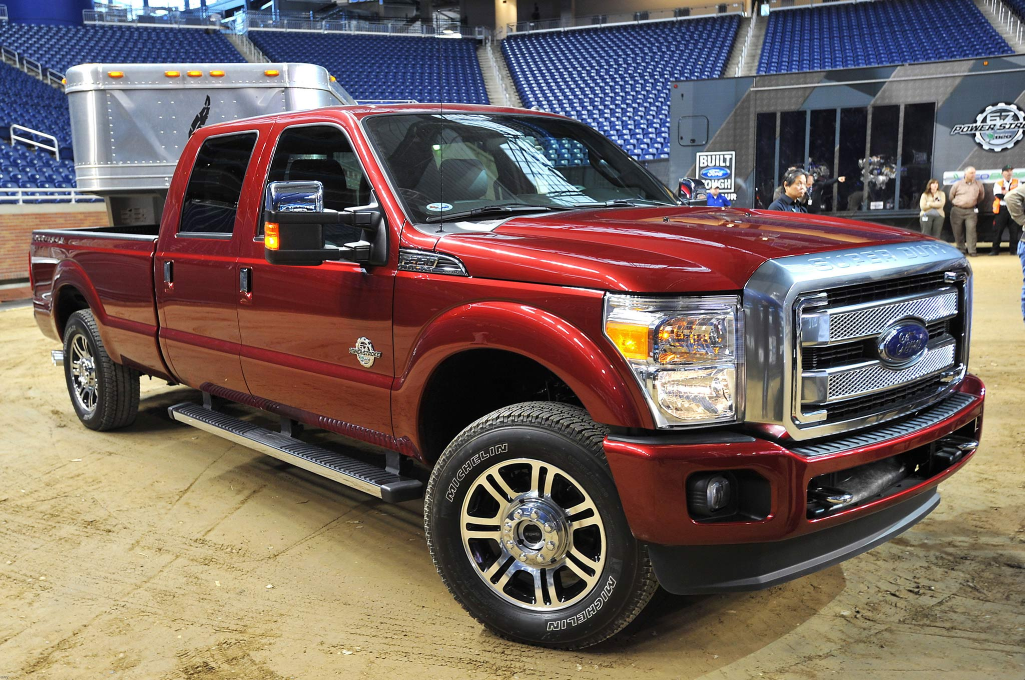 2015 Ford F-350 Super Duty - Information and photos - ZombieDrive