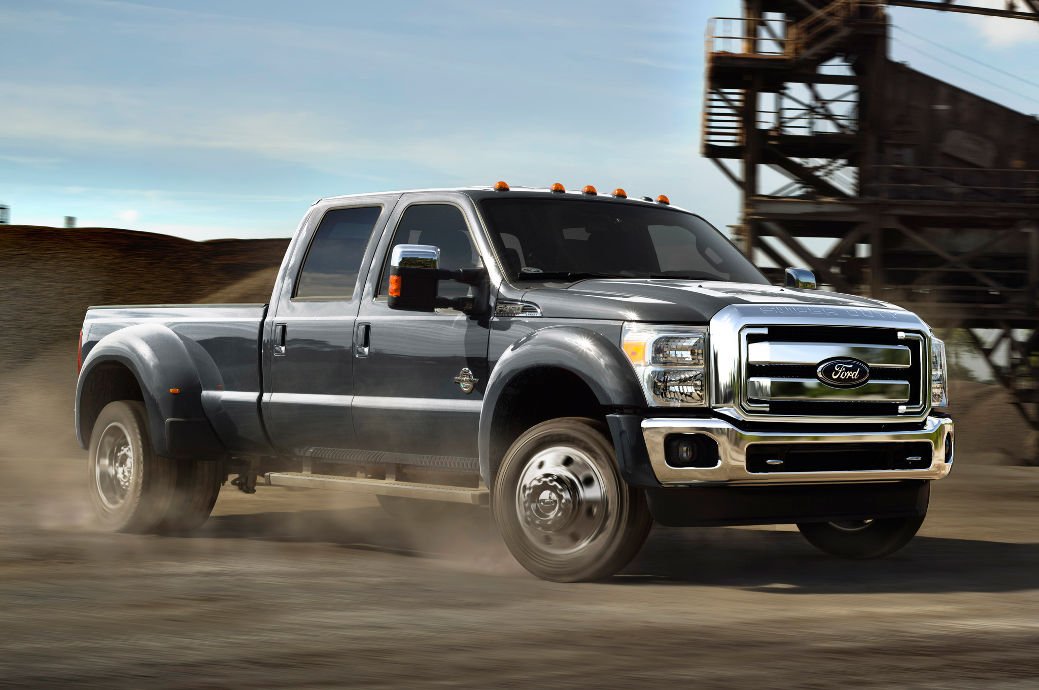 Ford F-450 Super Duty #19