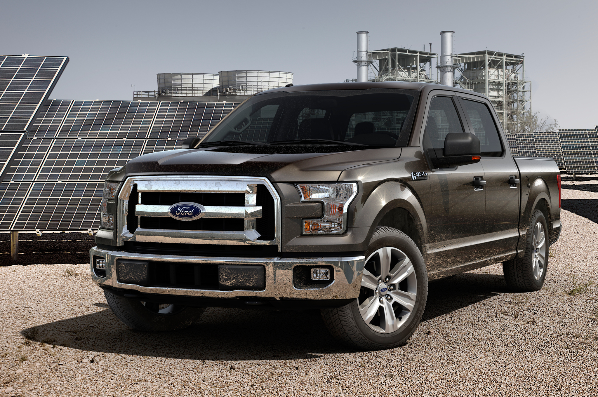 2015 Ford F-150 #10