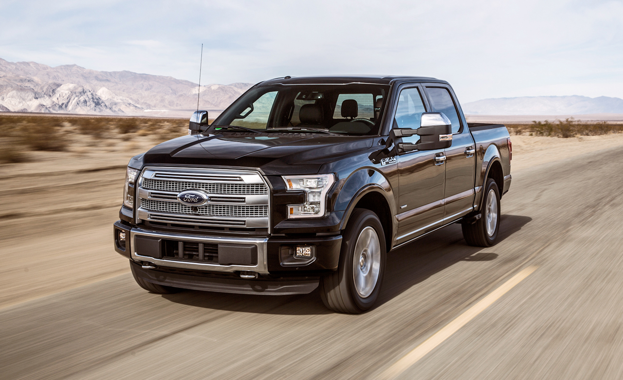 2015 Ford F-150 #4