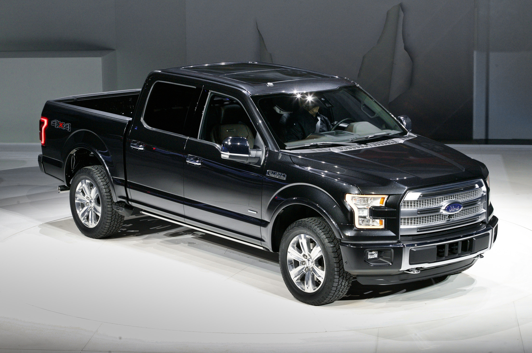 2015 Ford F-150 #5