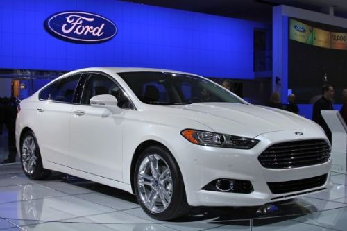 2015 Ford Fusion #10