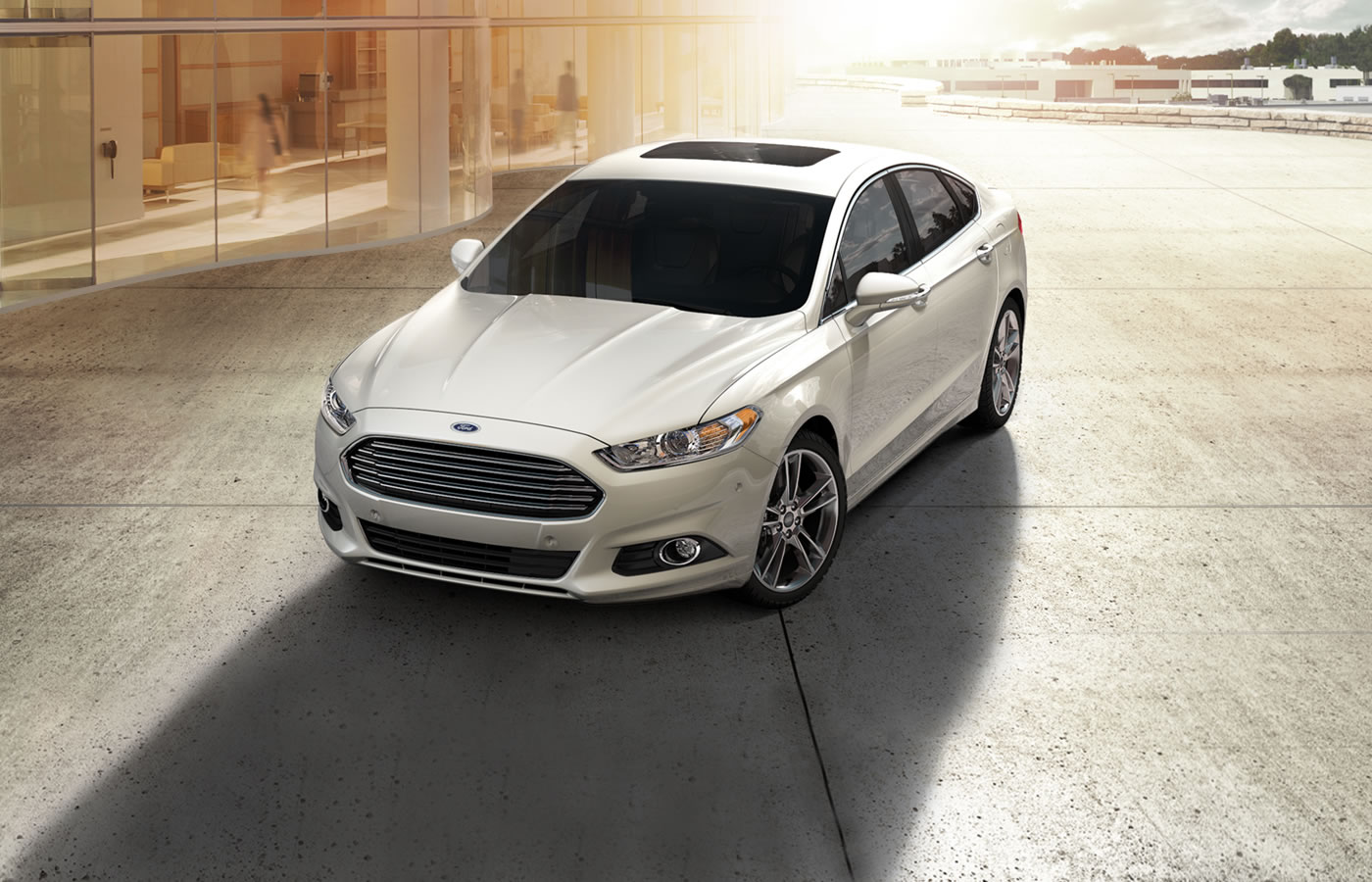 2015 Ford Fusion #6