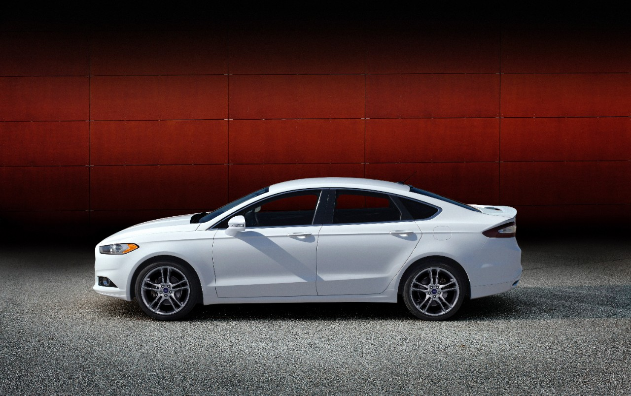 2015 Ford Fusion #9