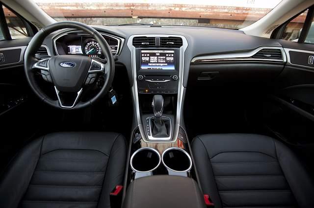 2015 ford fusion hybrid 7 - 2015 Ford Fusion Hybrid Black