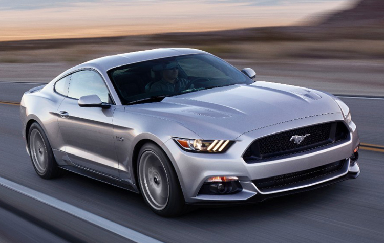 2015 Ford Mustang #1