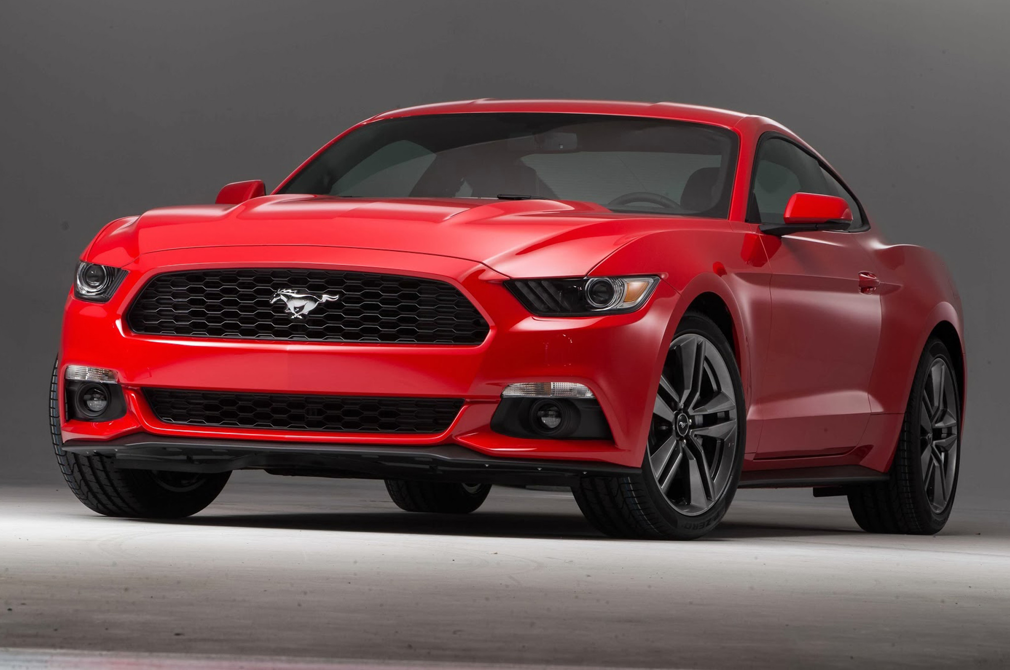 2015 Ford Mustang #8