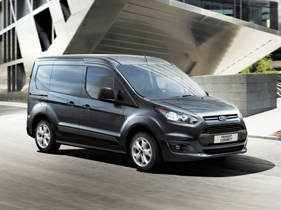 2015 Ford Transit Connect #5