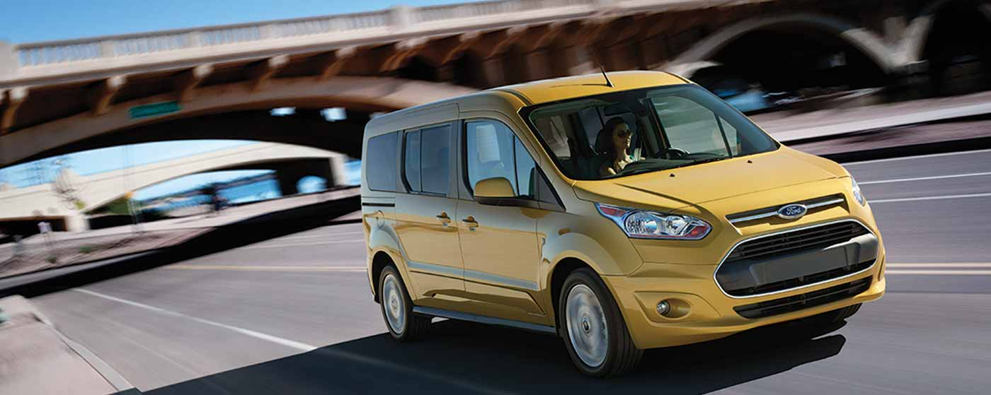 2015 Ford Transit Connect #7