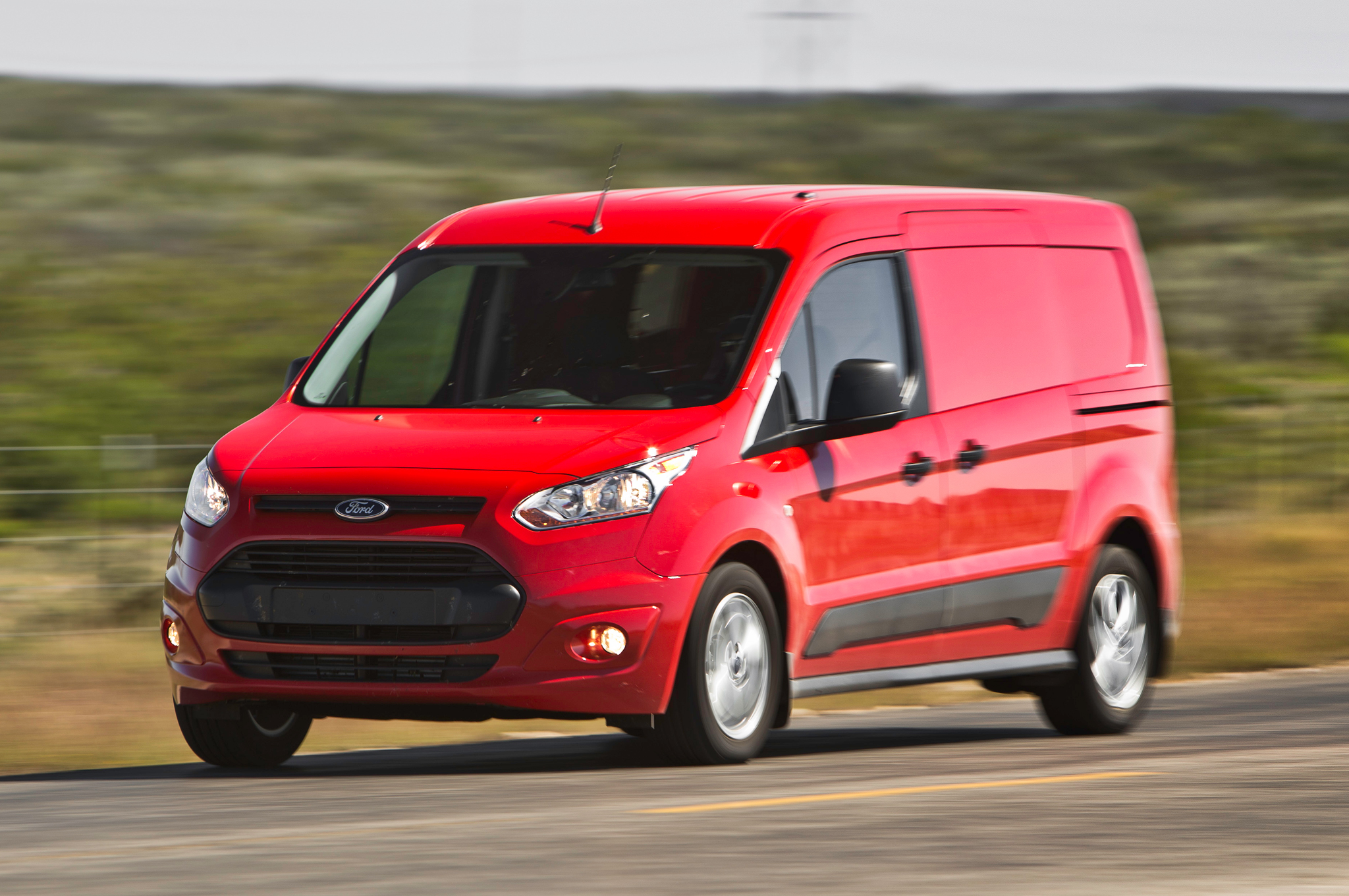 2015 Ford Transit Connect #8