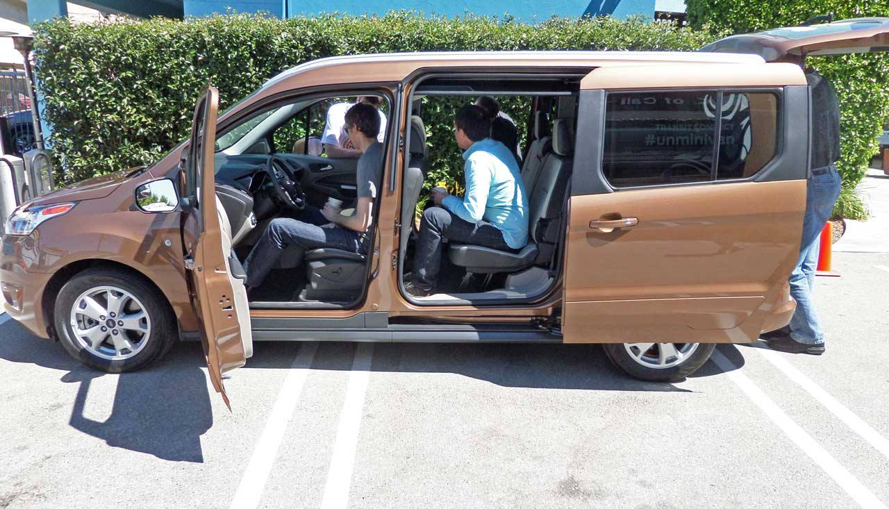 Image Result For Ford Transit Wagon