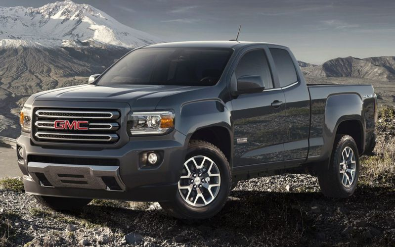 2015 GMC Canyon #11